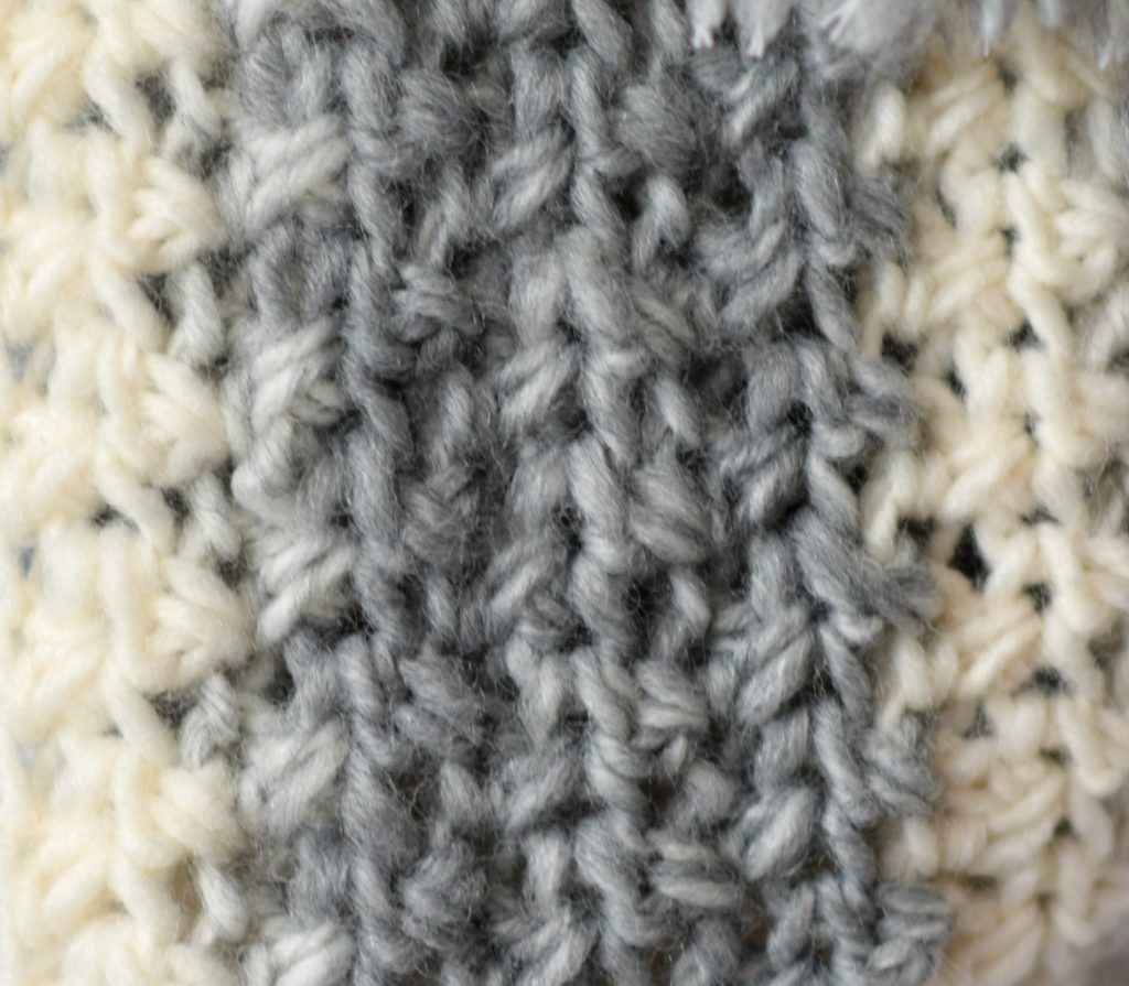 Crochet Stitches Uk Half Treble : Crossed Half Double Crochet Stitch Tutorial - Mama In A Stitch