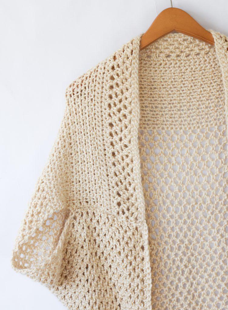 easy-crochet-sweater-pattern-shrug