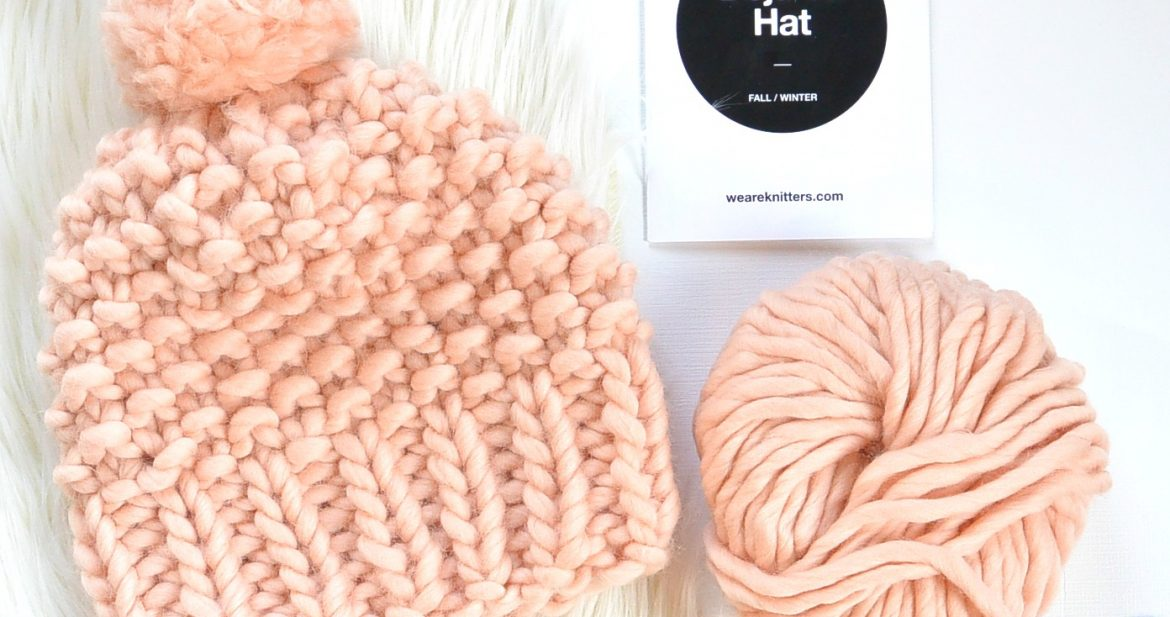 e41adb76ae9 We Are Knitters Hat Review   Giveaway – Mama In A Stitch
