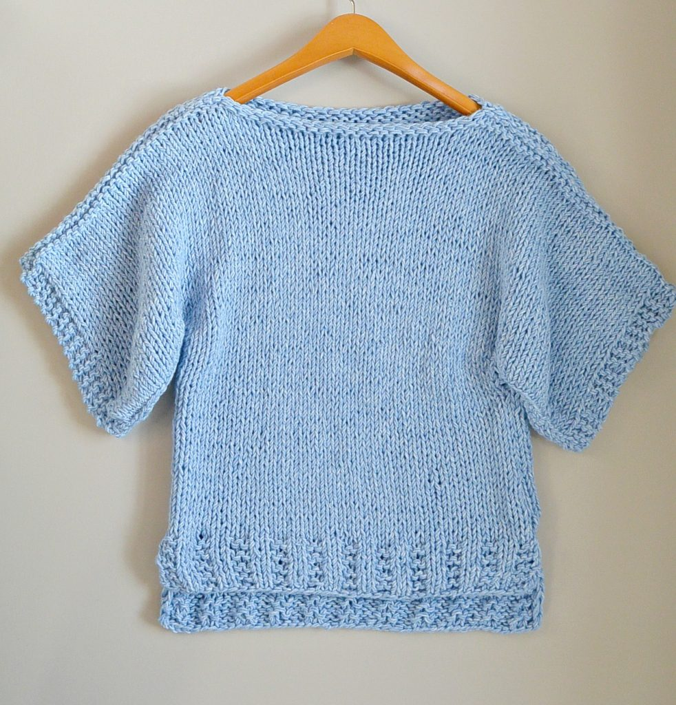 boxy-t-shirt-beginner-sweater-knitting-pattern