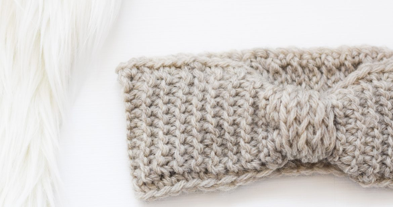 Crochet Headband Pattern Faux Purl Mama In A Stitch