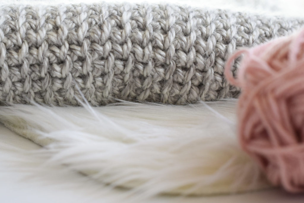 "How To Crochet A ""Knit"" Stitch"