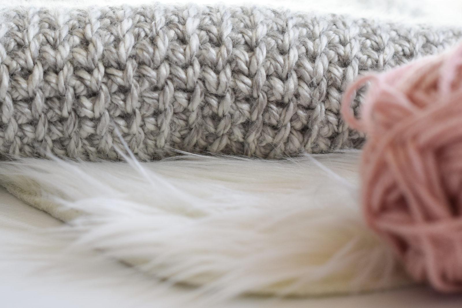How To Crochet A Knit Stitch Mama In A Stitch