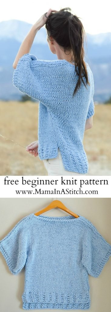 how-to-knit-easy-sweater-free-pattern