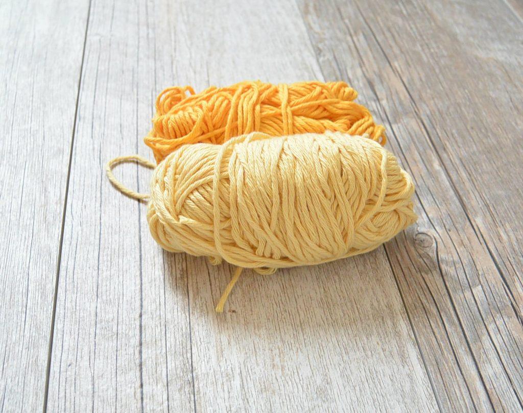 Easy Knit Waschloth Pattern – Sunshine Washcloth