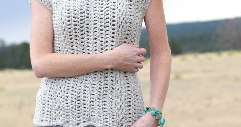 Summer Tops Crochet Patterns Free