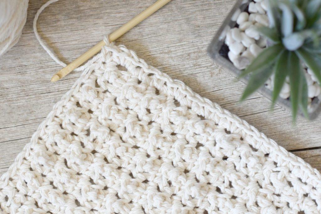 Prettiest Lil' Crocheted Washcloths