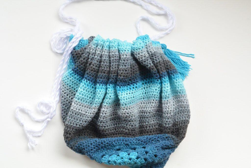 X Crochet Stitch Pattern