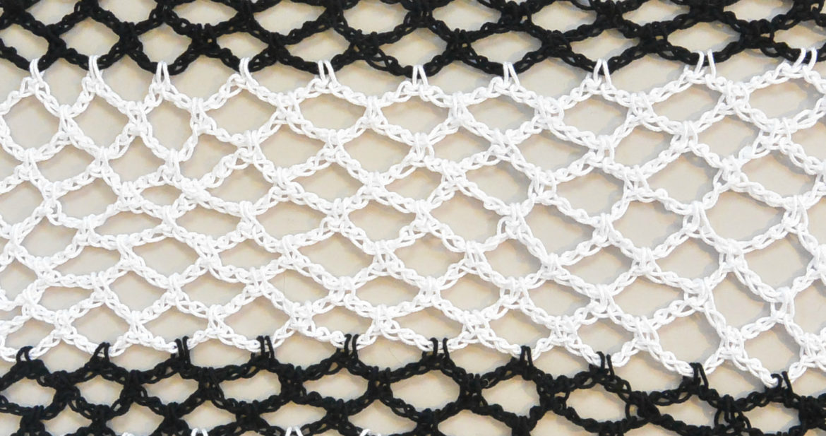 How To Crochet Diamond Mesh Stitch Mama In A Stitch