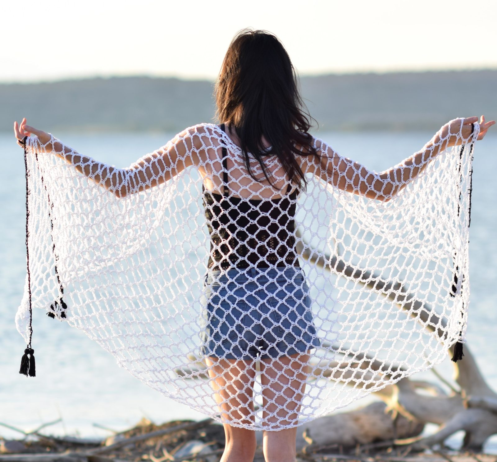 Crochet Cover-Up Pattern \