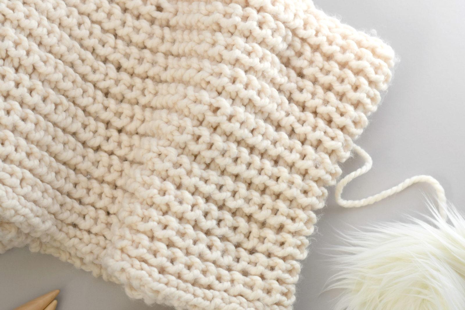 How To Knit Half Fisherman Rib Stitch Mama In A Stitch