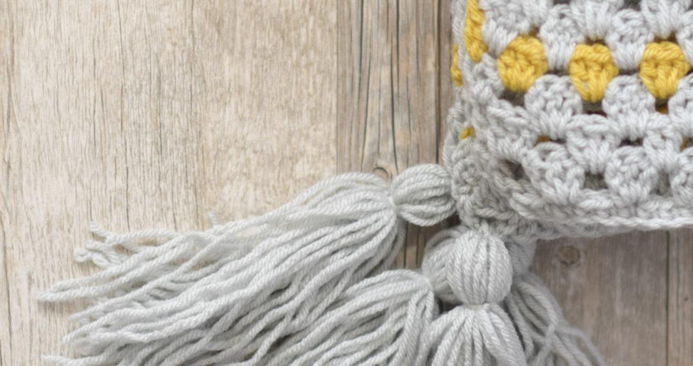 Yellow Brick Road Blanket Mama In A Stitch