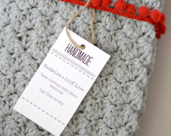 Gift Labels and Tags for Handmade Items