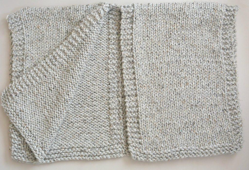 Telluride Easy Knit Kimono Pattern   Mama In A Stitch