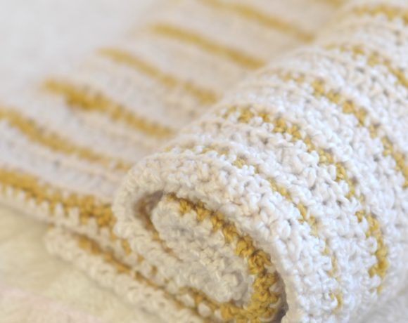 Easy Crochet Blanket Pattern Archives Mama In A Stitch