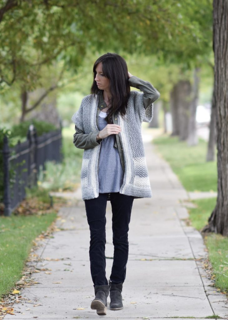 Faded Mist Topper Cardi – Fall/Winter Style Guide