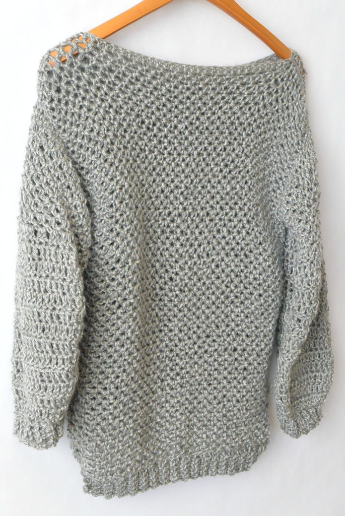 Easy knit cardigan sweater pattern free for women - Easy ...