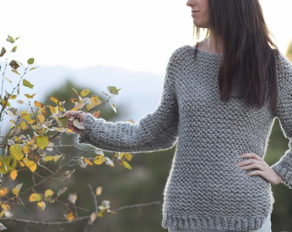 How To Crochet Beginner Sweater Archives Mama In A Stitch