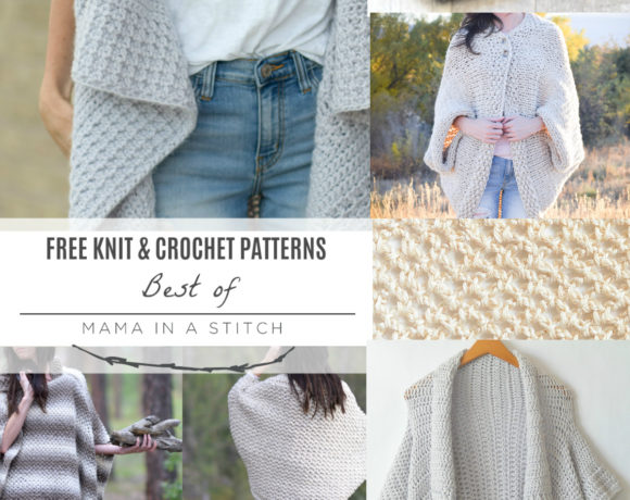 Top Knit and Crochet Patterns