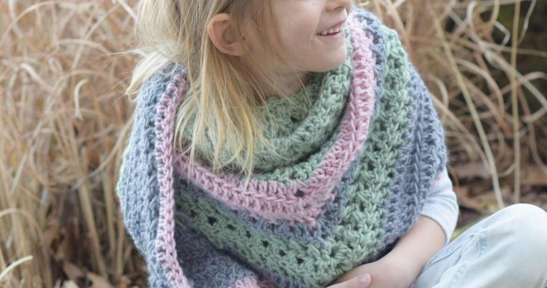 Lil Dreamer Scarf Crochet Pattern Mama In A Stitch