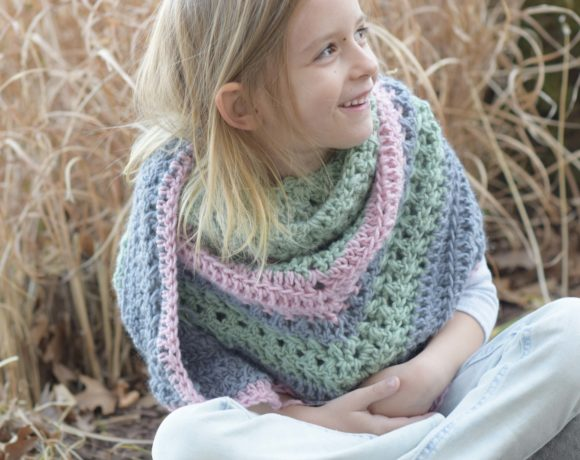 kids crochet scarf pattern Archives – Mama In A Stitch