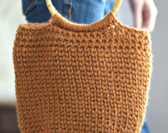 Easy Crocheted Bucket Bag Pattern Archives Mama In A Stitch
