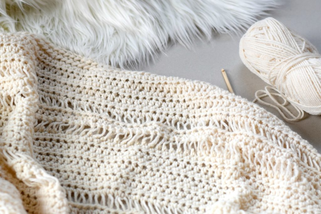 How To Crochet the Drop Stitch