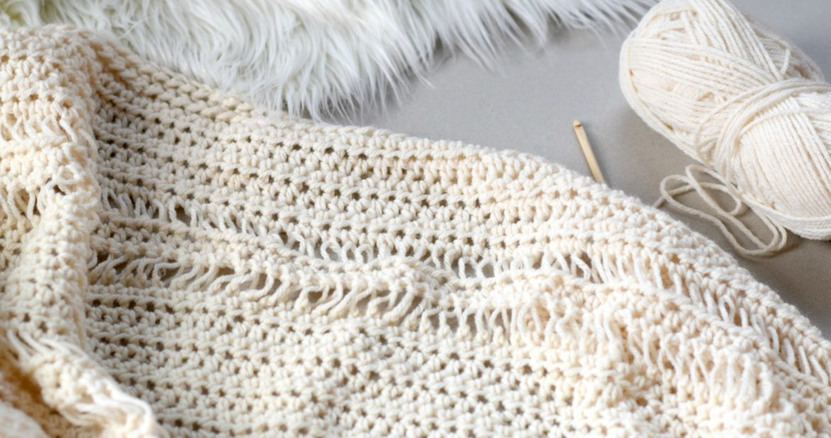 How To Crochet The Drop Stitch Mama In A Stitch