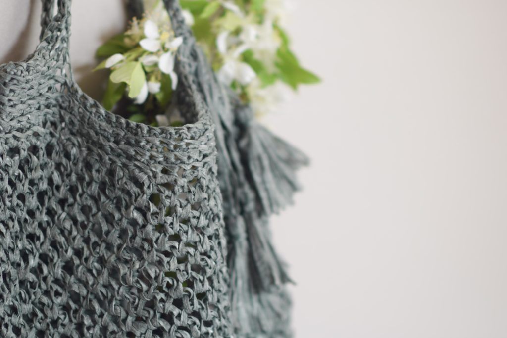 """How To Crochet A Market Tote """"Palmetto Tote Pattern"""""""