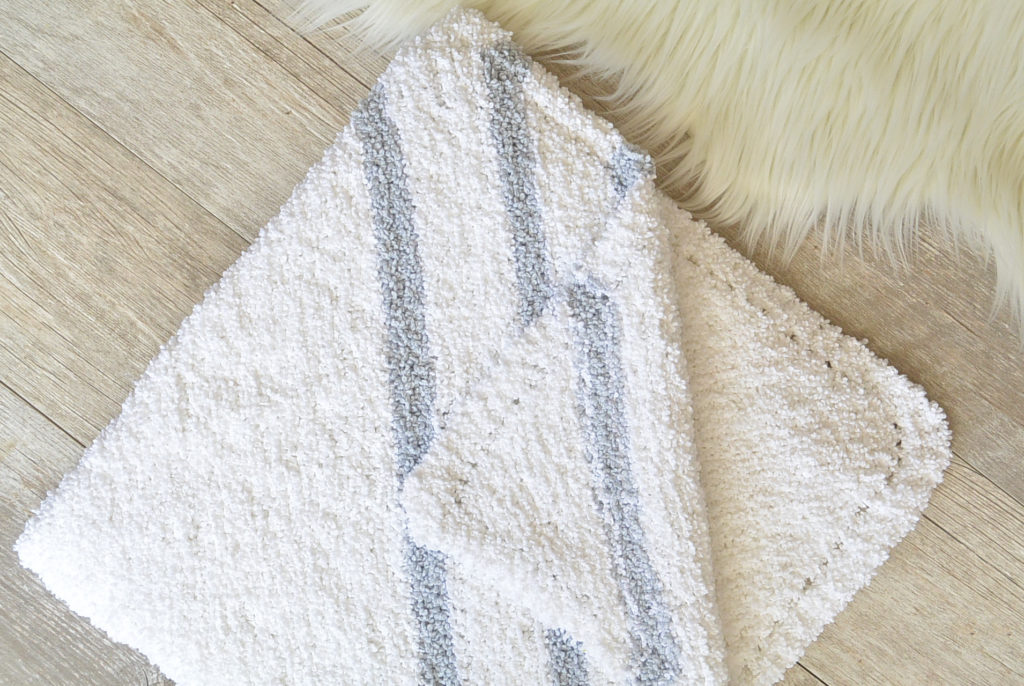 How To Knit the Easiest Baby Blankie – Luxe Blankie Knitting Pattern