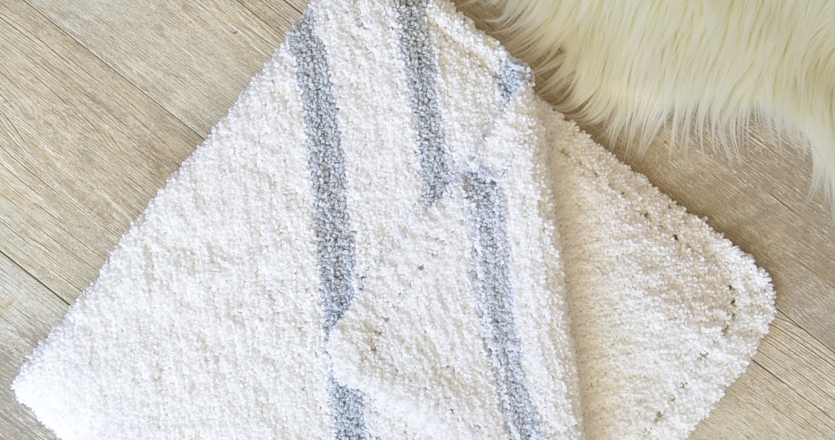 How To Knit The Easiest Baby Blankie Luxe Blankie Knitting Pattern