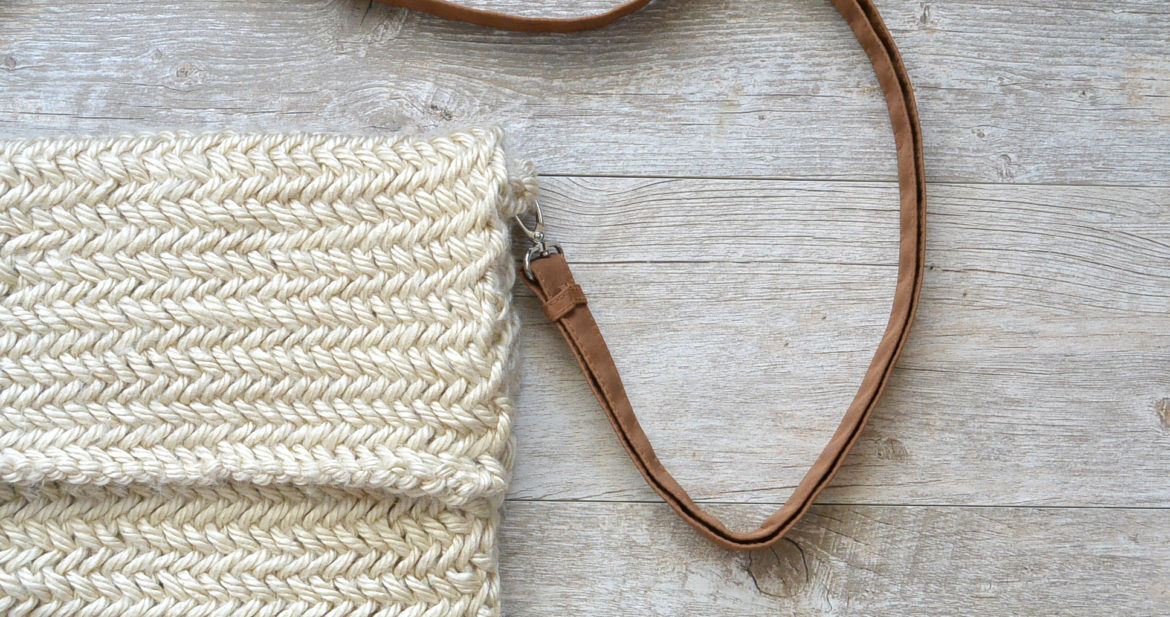 Herringbone Bag Knitting Pattern Mama In A Stitch