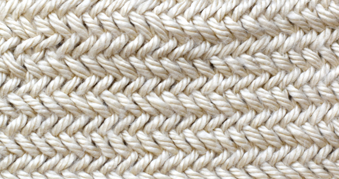 How To Knit The Horizontal Herringbone Stitch Mama In A Stitch