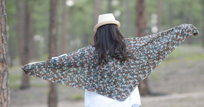 Anya Fall Triangle Scarf Crochet Pattern Mama In A Stitch