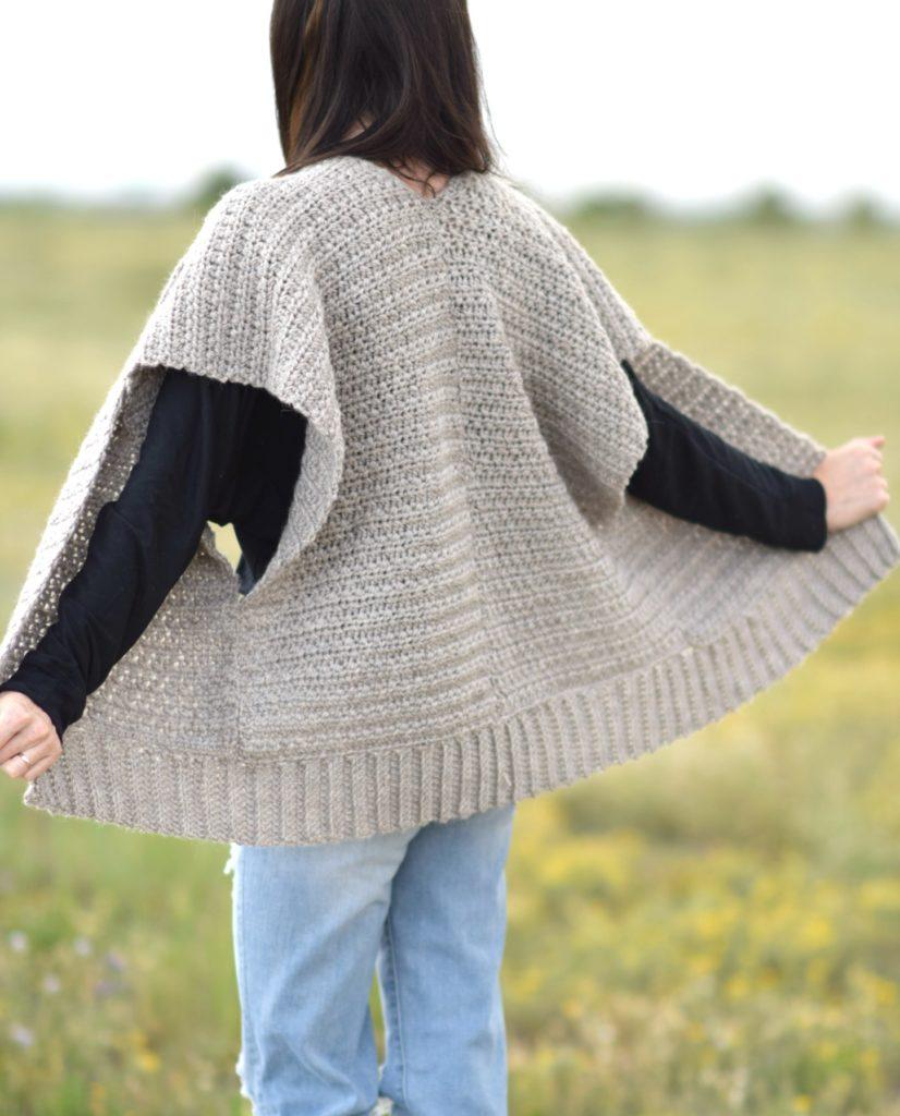 Everyday Kimono Crochet Pattern