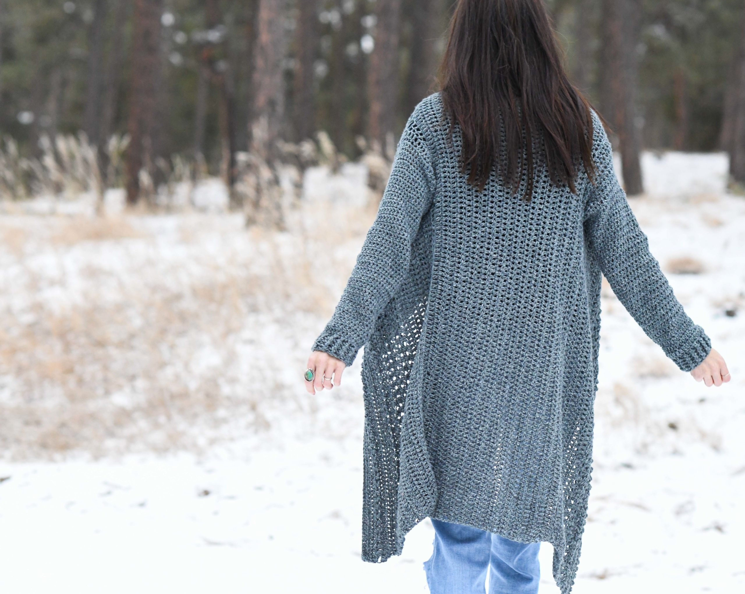 Free Girls Sweater Crochet Pattern Mama In A Stitch